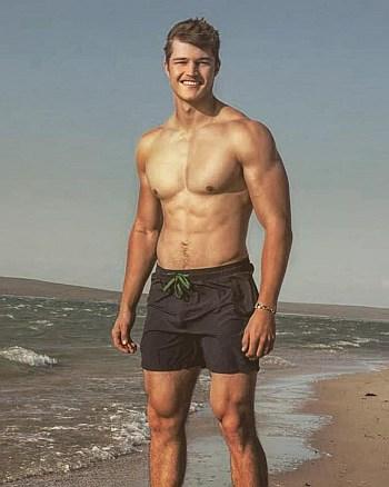 Brendan Peyper body