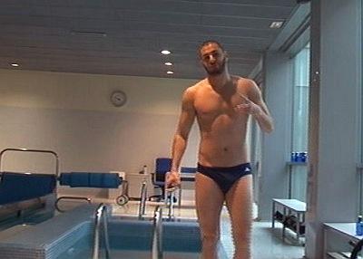 Karim Benzema speedo