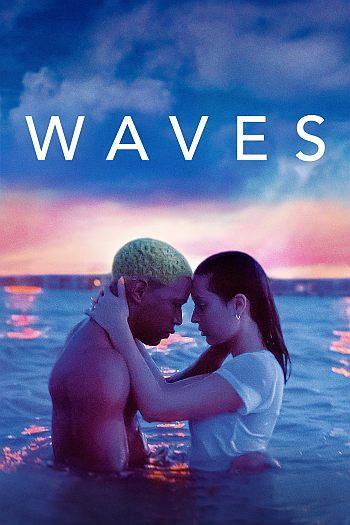 Kelvin Harrison Jr girlfriend - alexa demie in waves