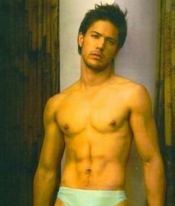 Marco Grazzini underwear model