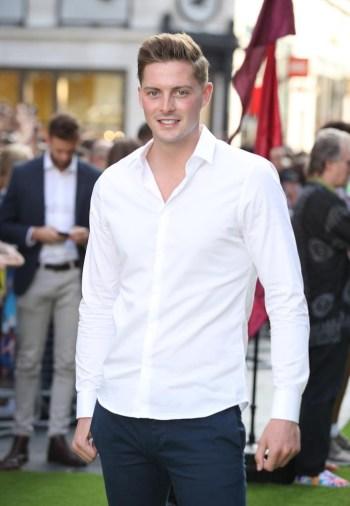 alex george hot shirt