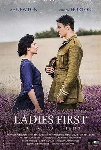 andrew horton ladies first