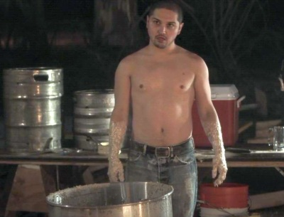 augusto aguilera shirtless in made for love