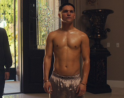augusto aguilera shirtless in too old
