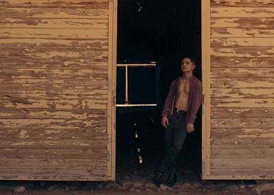 augusto aguilera shirtless
