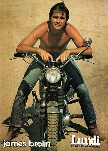 hot vintage men - young james brolin