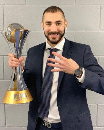 karim benzema awards