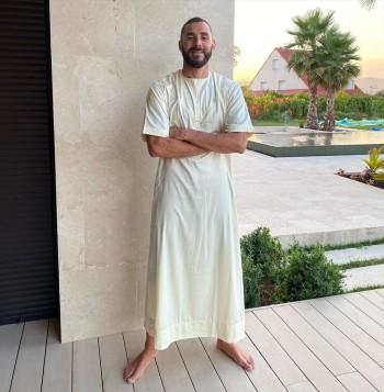 karim benzema muslim football stars