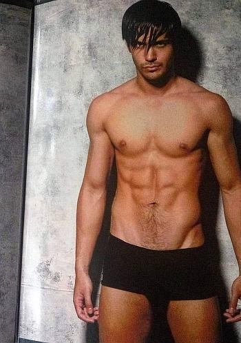 marco grazzini underwear model filipino italian