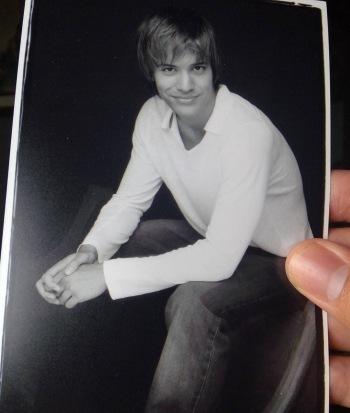 marco grazzini young male model