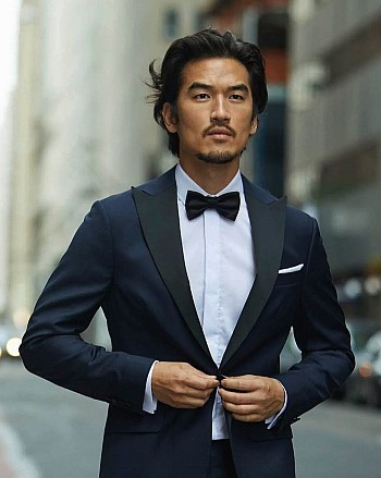 tony chung hot in suit