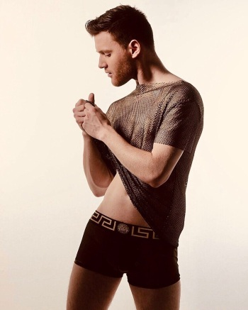 versace underwear male models 2021 - Markus Nägele