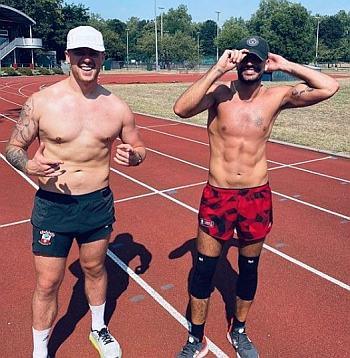 Kai Widdrington hot body