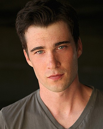 Levi Fiehler hot freckles