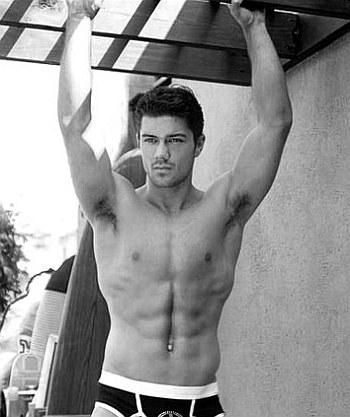 Ryan Paevey underwear model