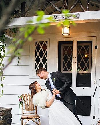 andy ridings wedding to wife anne fidler