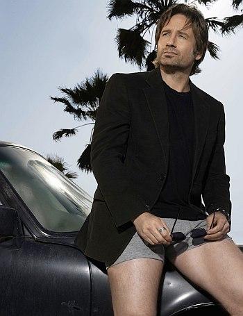 david duchovny underwear model