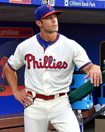 gabe kapler manager sf giants and phillies