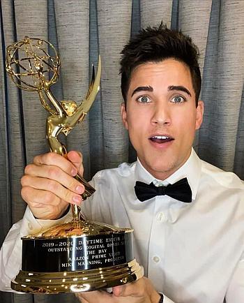 mike manning emmy award winning producer