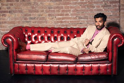 nikesh patel hot guys in suits