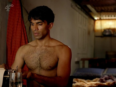 nikesh patel hot in indian summers