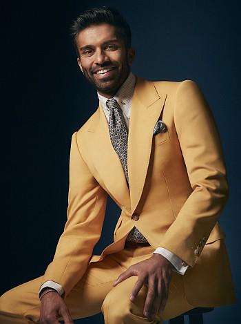 nikesh patel hot men in suit