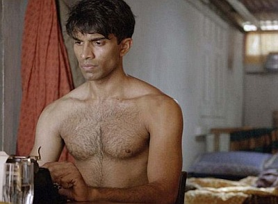 nikesh patel shirtless