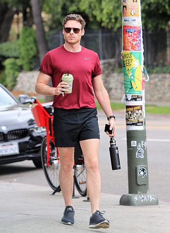richard madden short shorts