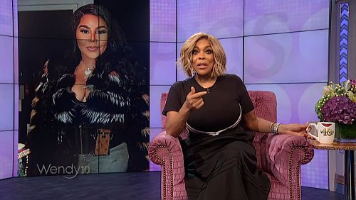 wendy williams shes an icon shes a legend and she is the moment