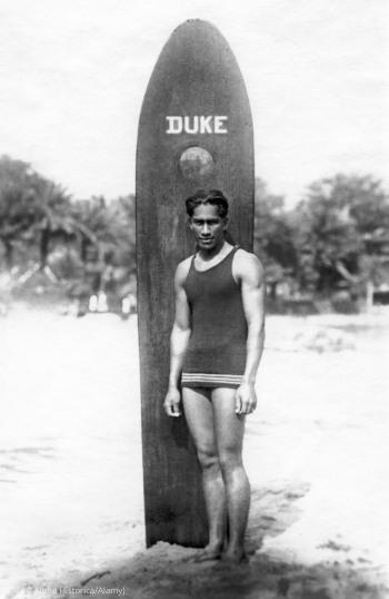 Duke Kahanamoku water polo