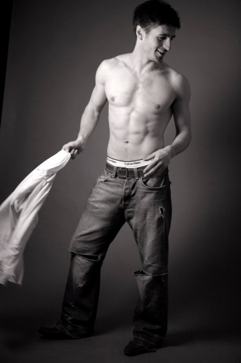 Eoin Macken underwear by calvin klein
