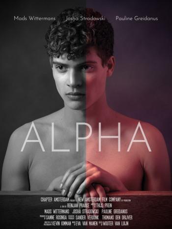 Josha Stradowski hot in alpha