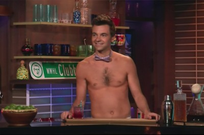 drew tarver shirtless in the other two
