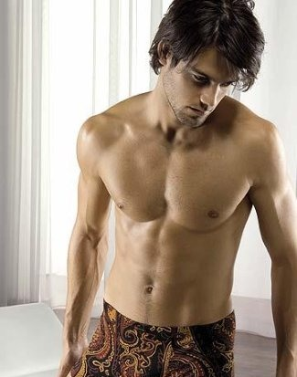 french canadian male underwear models - thomas bedouin
