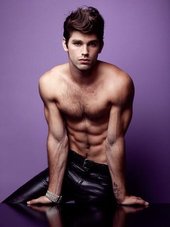 justin gaston leather pants