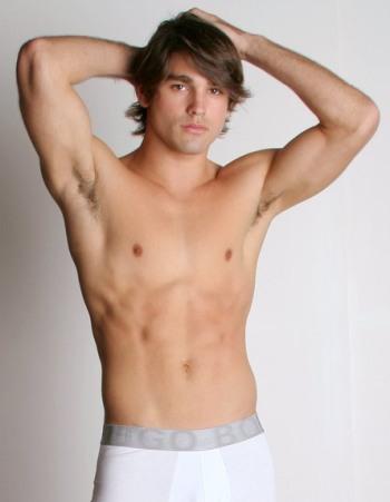 justin gaston underwear hugo boss
