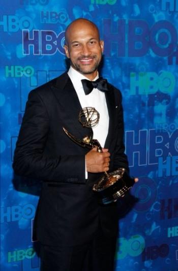 keegan-michael key emmy award trophies